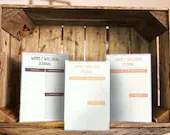 Emotional Wellness Planner Sheets