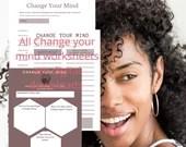 Change your Mind worksheet