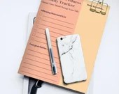 Emotional Wellness Tracker Sheets