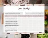 Weekly Goal Tracker