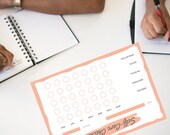 Self Care Weekly Checklist