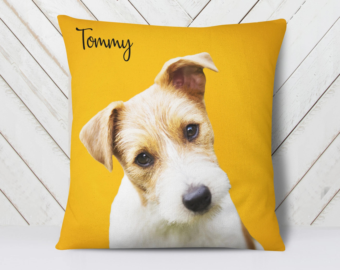 custom pet pillow etsy