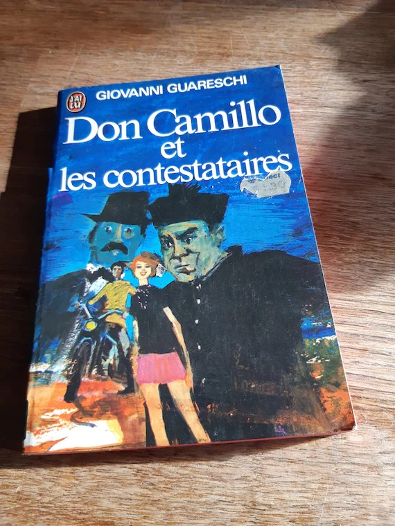 Don Camillo Et Ses Contestataires : camillo, contestataires, Giovanni, Guareschi:, Camillo, Contestataires
