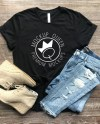 Black Bella Canvas 3001 T Shirt Mockup W Jeans And Shoes Etsy