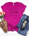 Bella Canvas 3001 Berry Unisex T Shirt Mock Up Women S Etsy