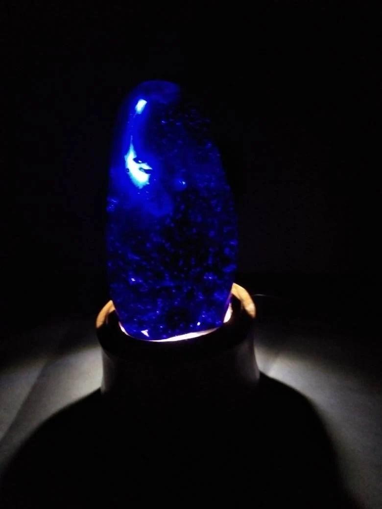 Obsidian Blue : obsidian, Obsidian