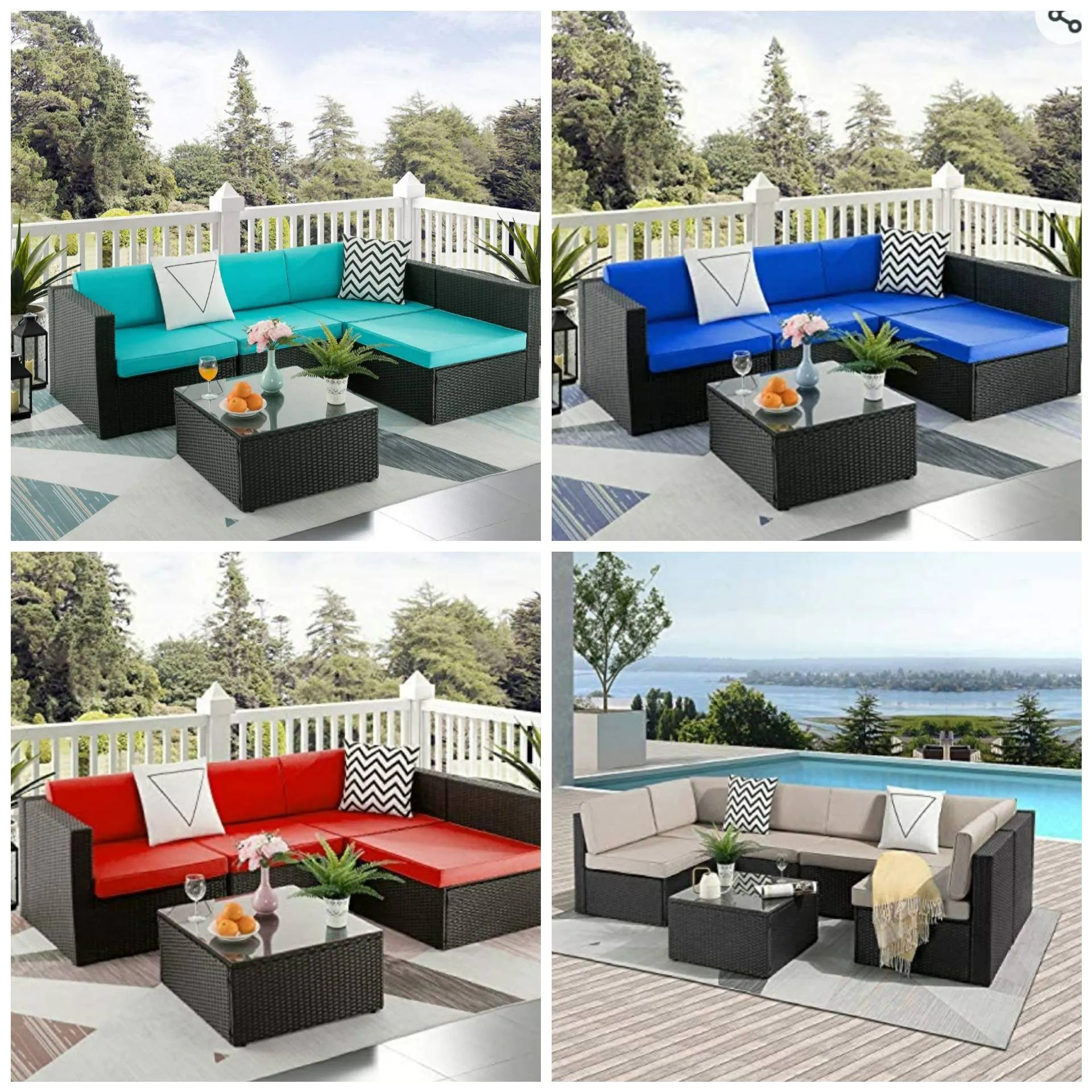 https price com v3 pdp amolife 7 pieces patio pe rattan sofa chair set outdoor sectional furniture black wicker conversation set with cushions and tea table 5ebbdc83a17b1d80f60a85ce