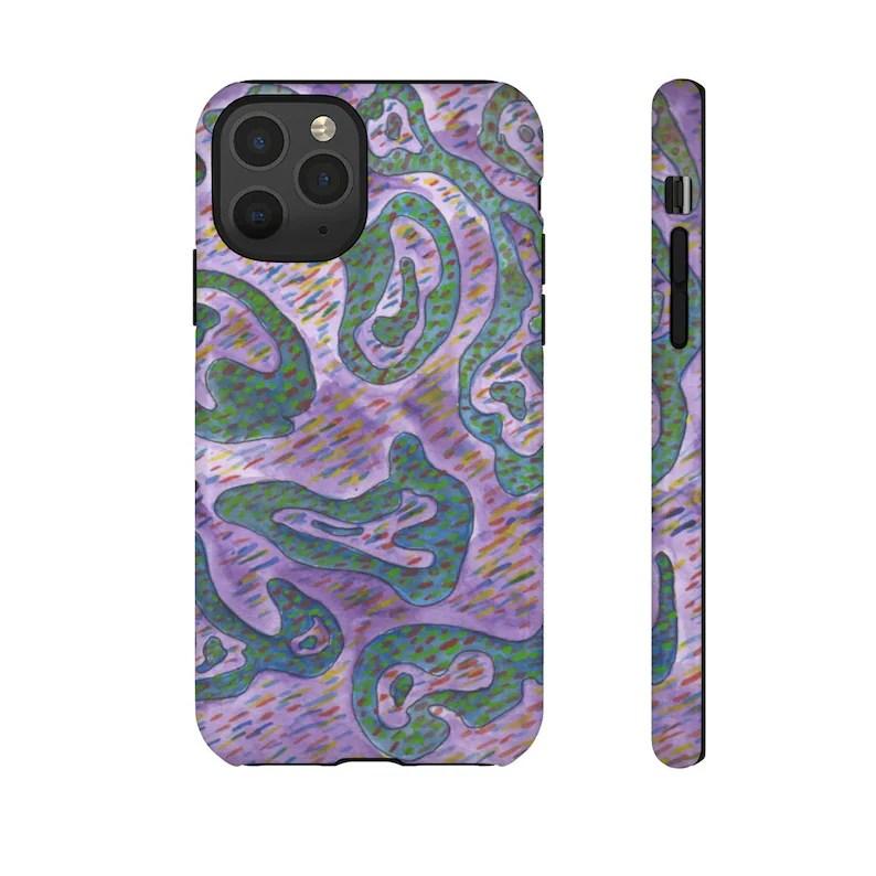 Cool Art Phone Case 35  Retro custom gift designer image 0