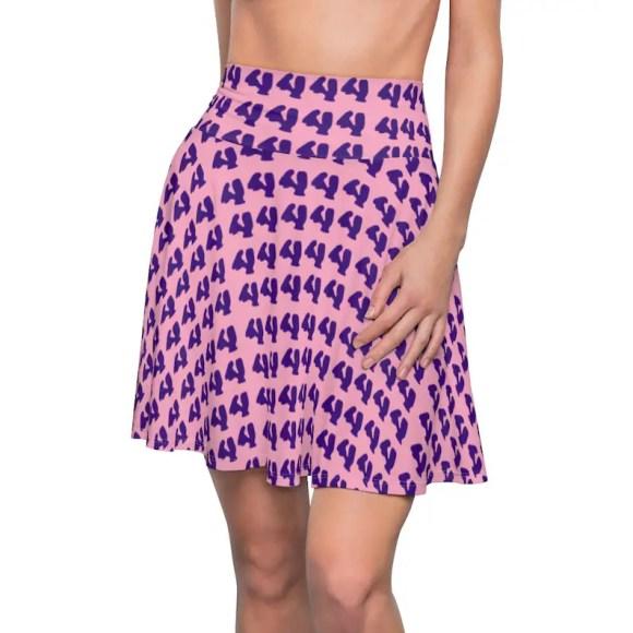 Cool Art Skater Skirt 14  Retro custom gift  skirts dresses image 0