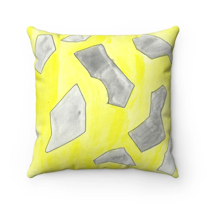 Urban Art Throw Pillows 18  Retro custom gift decorative image 0