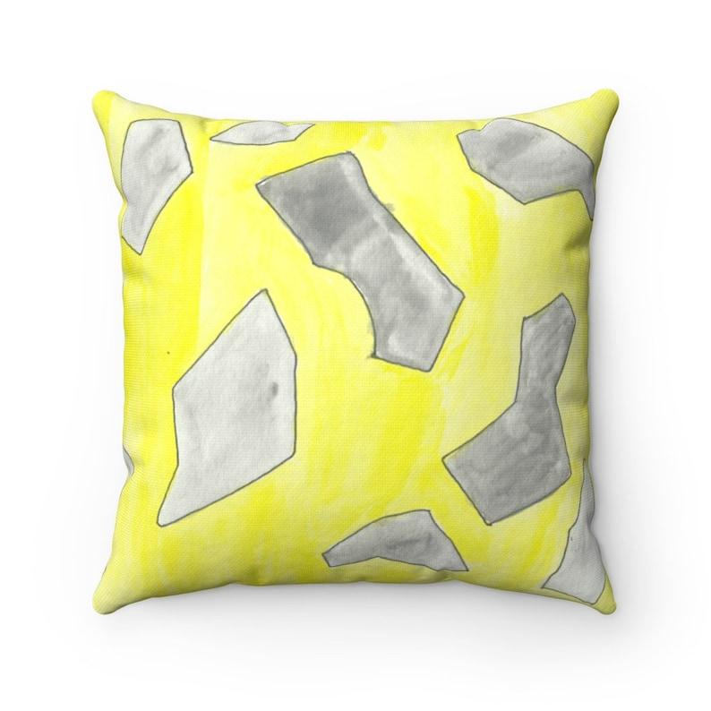 Urban Art Throw Pillows 18  Retro custom gift decorative image 0