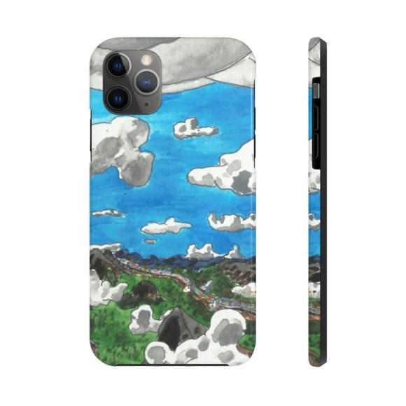 Cool Art Phone Case 20  Retro custom gift designer image 0