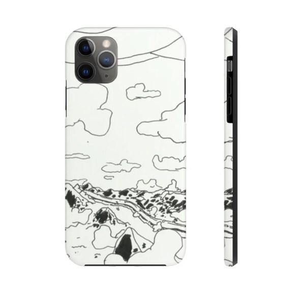 Cool Art Phone Case 19  Retro custom gift designer image 0
