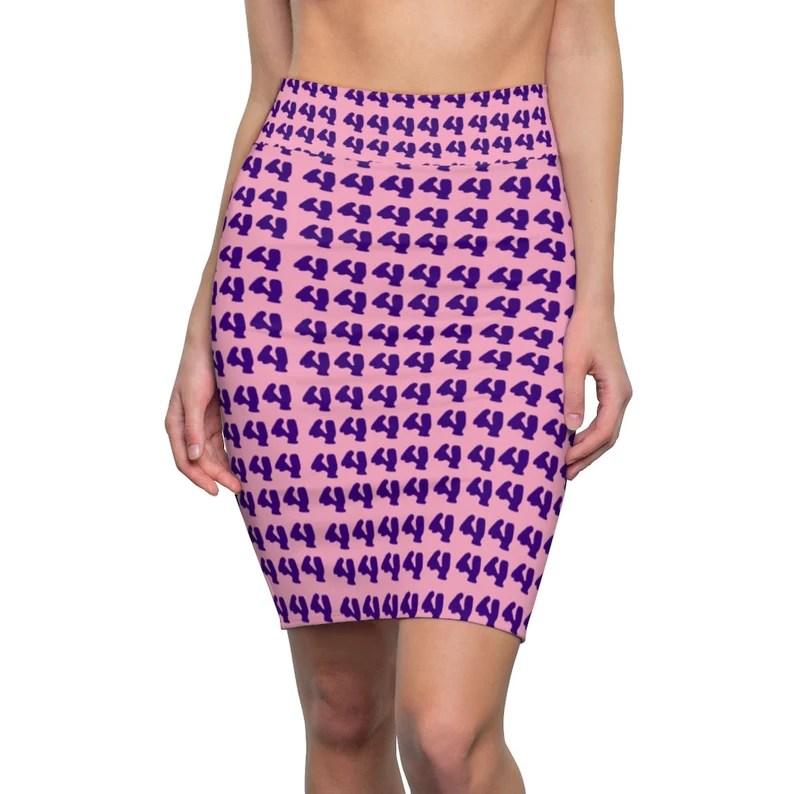 Cool Art Pencil Skirt 15  Retro custom gift  skirts dresses image 0