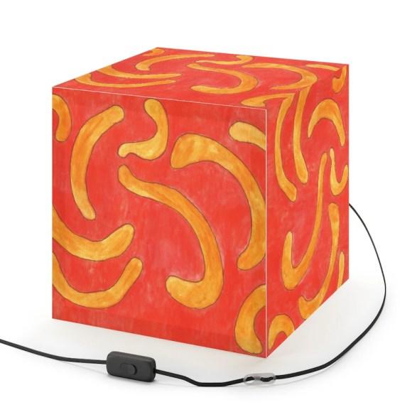 Cool Art Lamp 2  Retro custom gift pop art line art image 0
