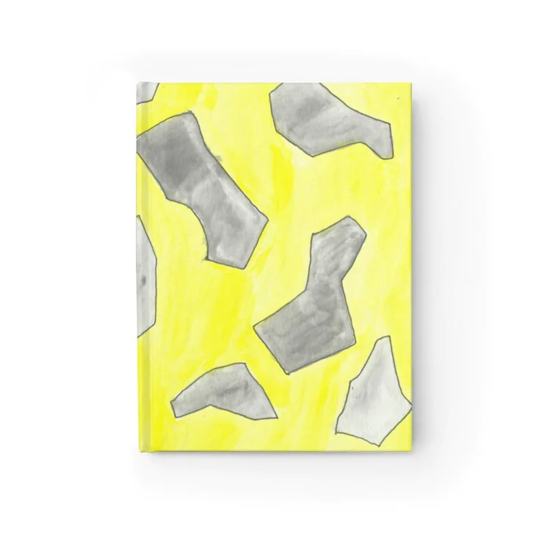 Blank Journal With Cool Art Cover 31  Retro custom gift image 0