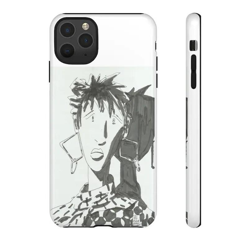 Urban Art Phone Case 34  Retro custom gift designer image 0