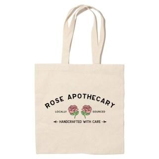 Schitts Creek Tote bag Rose Apothecary Tote Bag David Rose image 0