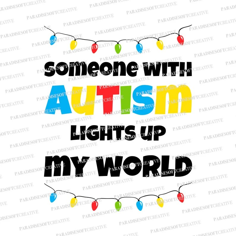 Download I love someone with autism svg Autism awareness svg Autism ...