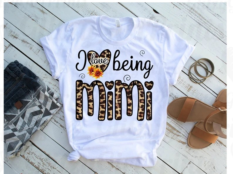 Download I Love Being MiMi PNG-MiInstant download-Sublimation   Etsy