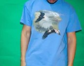 Vintage Untamed Spirit Eagle T-shirt