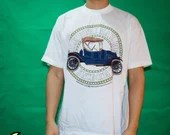 Old School Car T-shirt