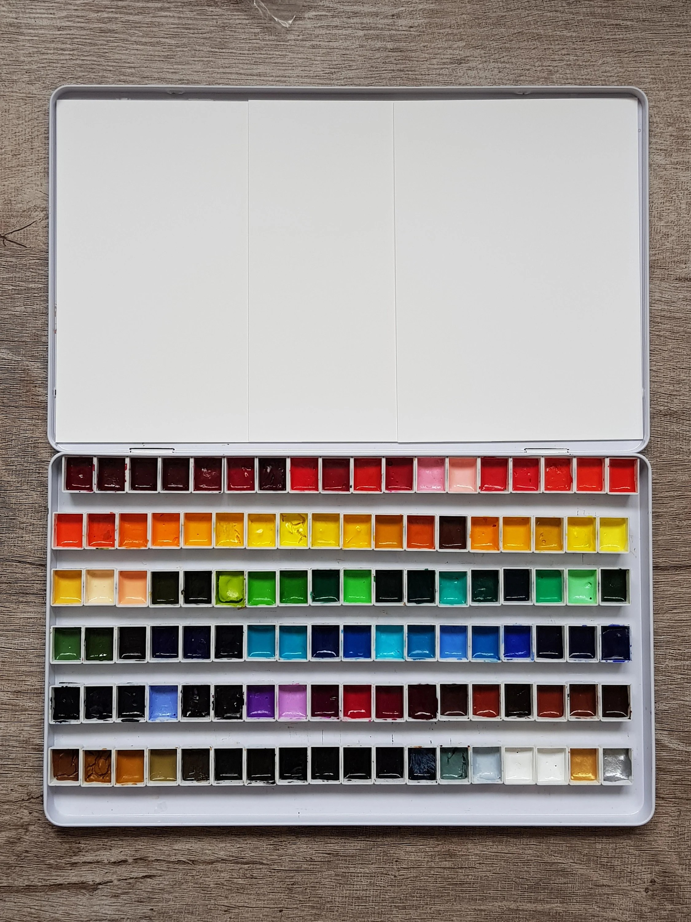 Daniel Smith Watercolor Palette : daniel, smith, watercolor, palette, Daniel, Smith, Watercolor, Palette, Choose, Colors