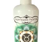 Taurus Aromatherapy Spray, Plant Powered Air Freshener, Rose + Sage Spray, Energy Smudge, Zodiac Themed Fragrance by Namaste Home