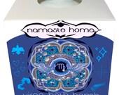Virgo Bath Bomb, Virgo Gift, Fizzy Bath Bomb, Zodiac Bath Bomb, Energy Activating Bath Bomb by Namaste Home