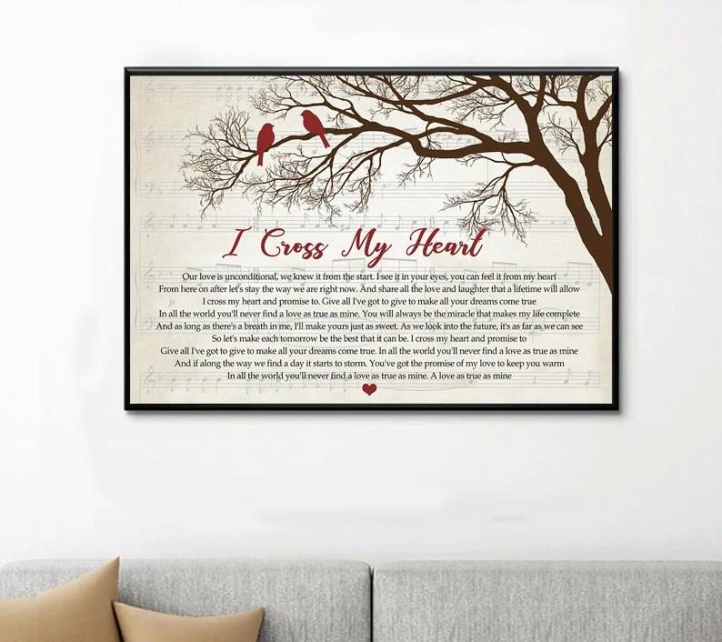 i cross my heart etsy