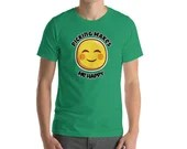 Picking Makes Me Happy Short-Sleeve Unisex T-Shirt