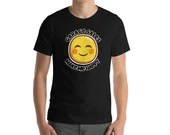 Garage Sales Makes Me Happy Short-Sleeve Unisex T-Shirt