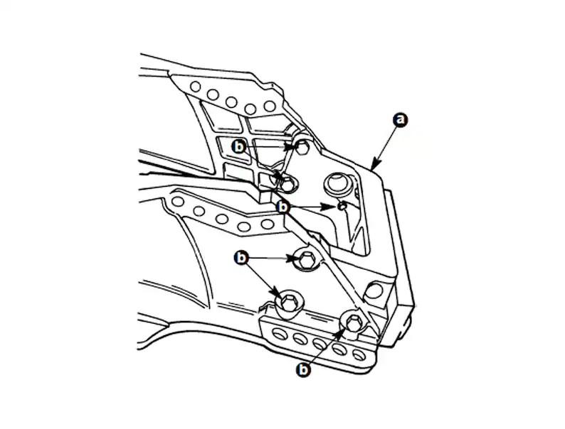Mercury 30Jet 40 4 Cylinder Marine Outboard Repair PDF