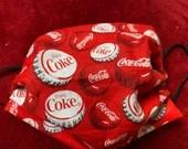 Coke Face Mask