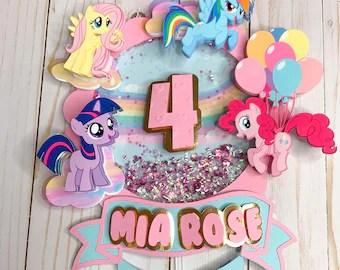 my little pony party etsy