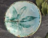 Ceramic bowl jewelry bowl sheet