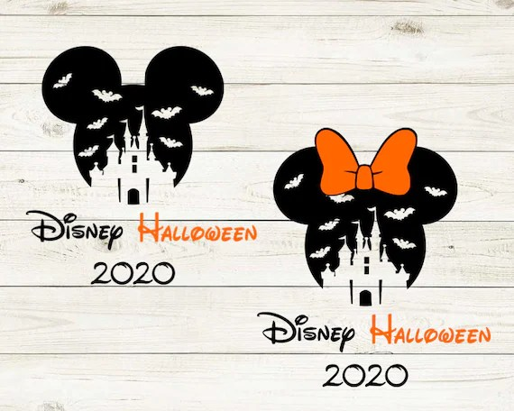 My favorite thing about the holiday (aside from the free candy, which is obviously its biggest selling point) is. Disney Halloween 2020 Svg Disney Halloween Svg Halloween Etsy