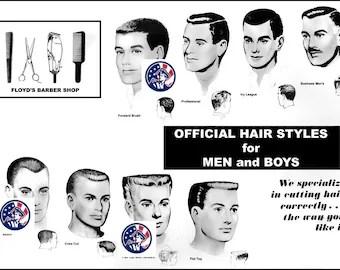 barber poster etsy