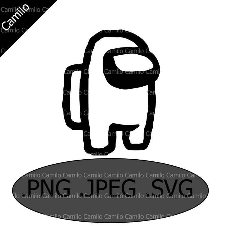 Download Among Us svg Character svg Video Game svg Pc svg Game svg ...