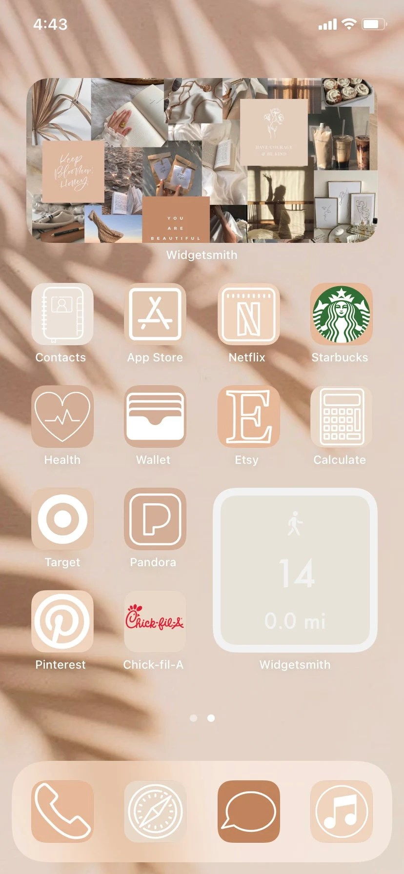 If you're more of a video watcher you can watch the youtube video i have on this here! 50 Warm Neutral Nude Aesthetic iPhone ios14 App Icons FREE ...
