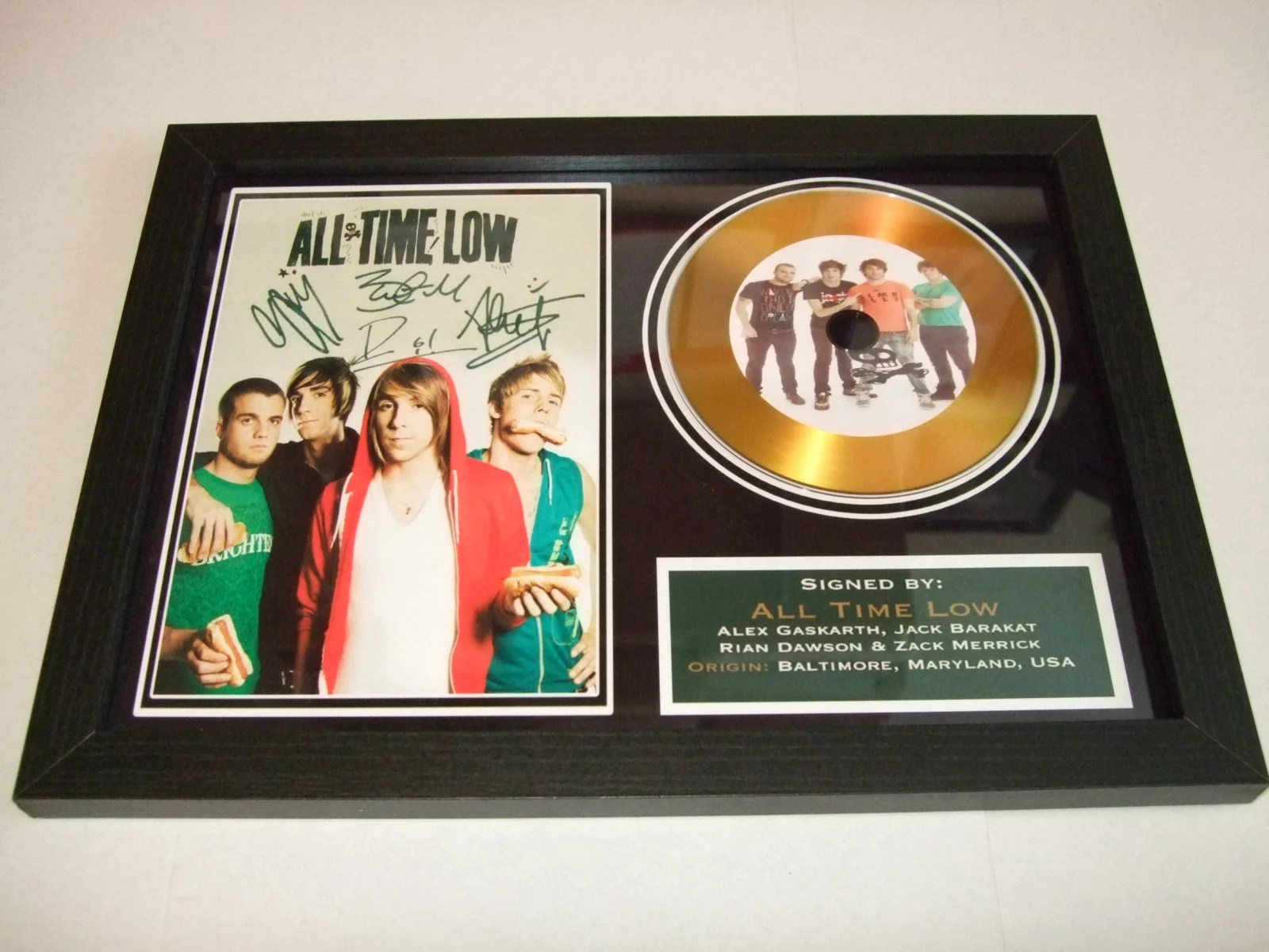 all time low poster etsy