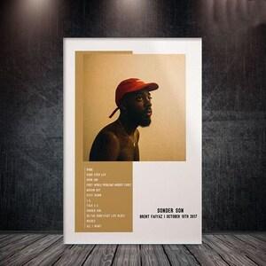 sonder sohn album brent faiyaz poster