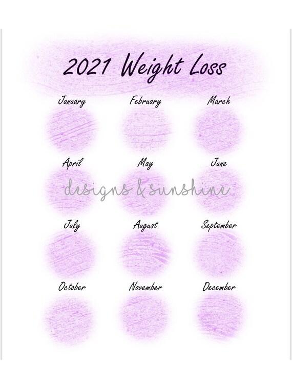 Weight Loss Calendar 2022.2021 Weight Loss Calendar Printable 2021 Weight Loss Chart Fillable Printable Pdf Forms Handypdf 2021 Yeary Weight Loss Tracker Letter Segredosdasarah