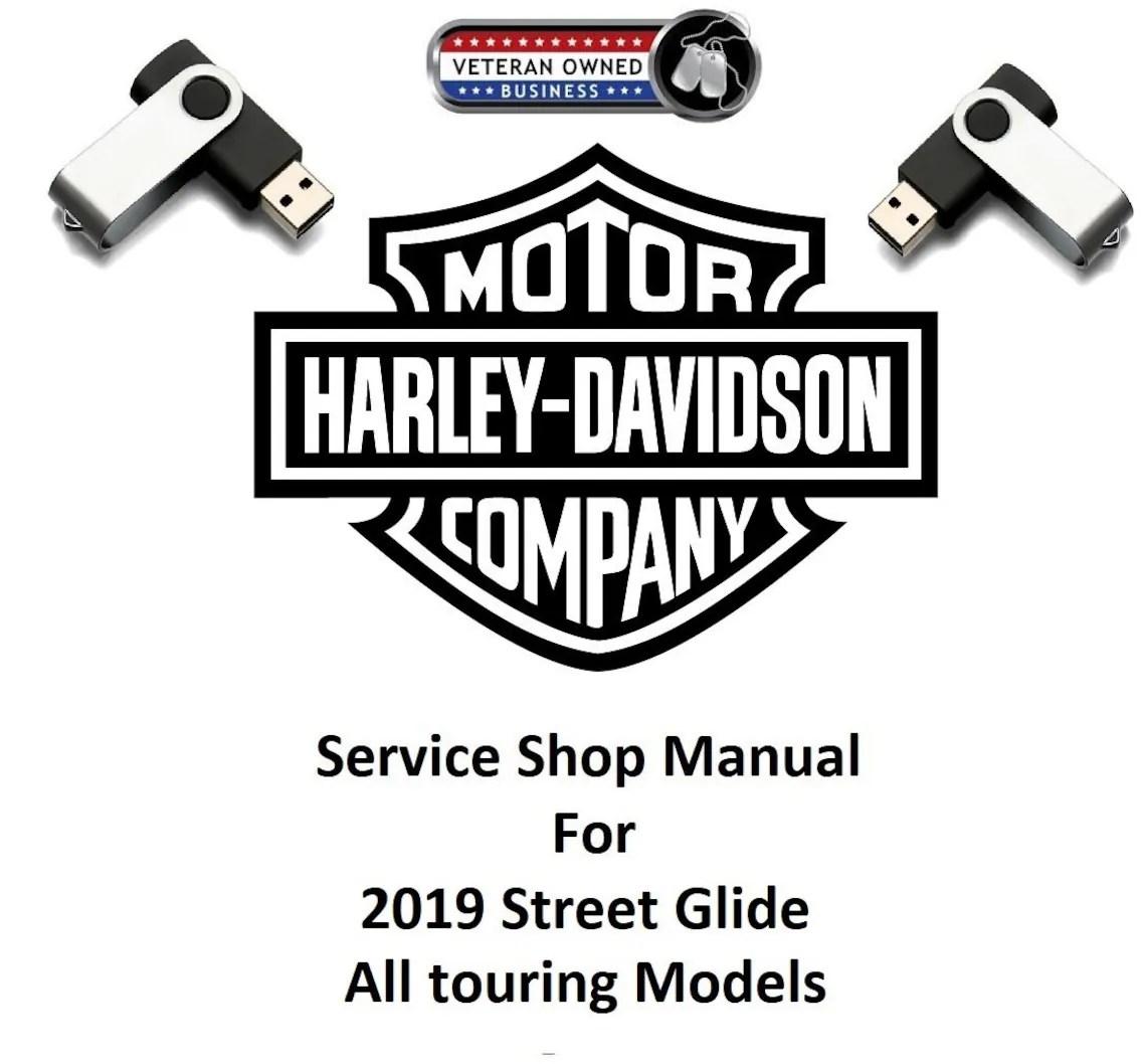 2020 Harley Davidson Street Glide FLHX All Touring Models