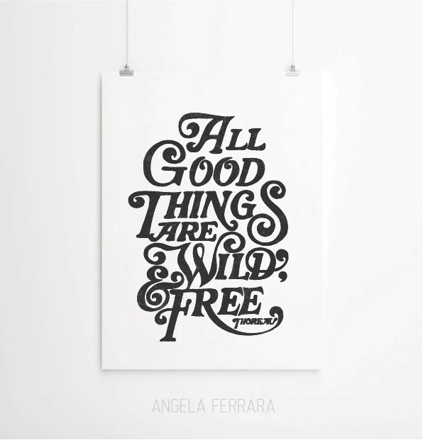 Inspirational quotes quote prints quote posters all good