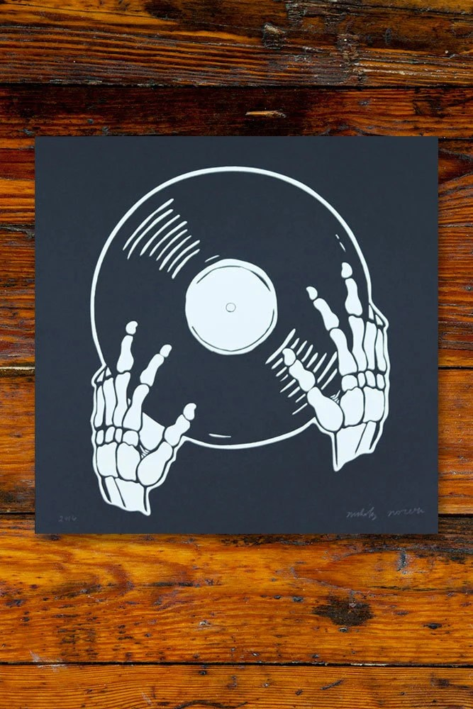 Screen Printing On Wood With Vinyl