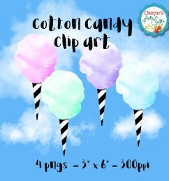 cotton candy clip art designer resources candy clipart digital clipart instant download png clipart party cliparts cliparts [ 1500 x 1500 Pixel ]