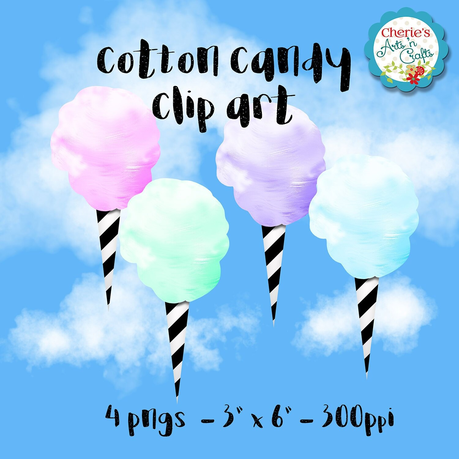 hight resolution of cotton candy clip art designer resources candy clipart digital clipart instant download png clipart party cliparts cliparts