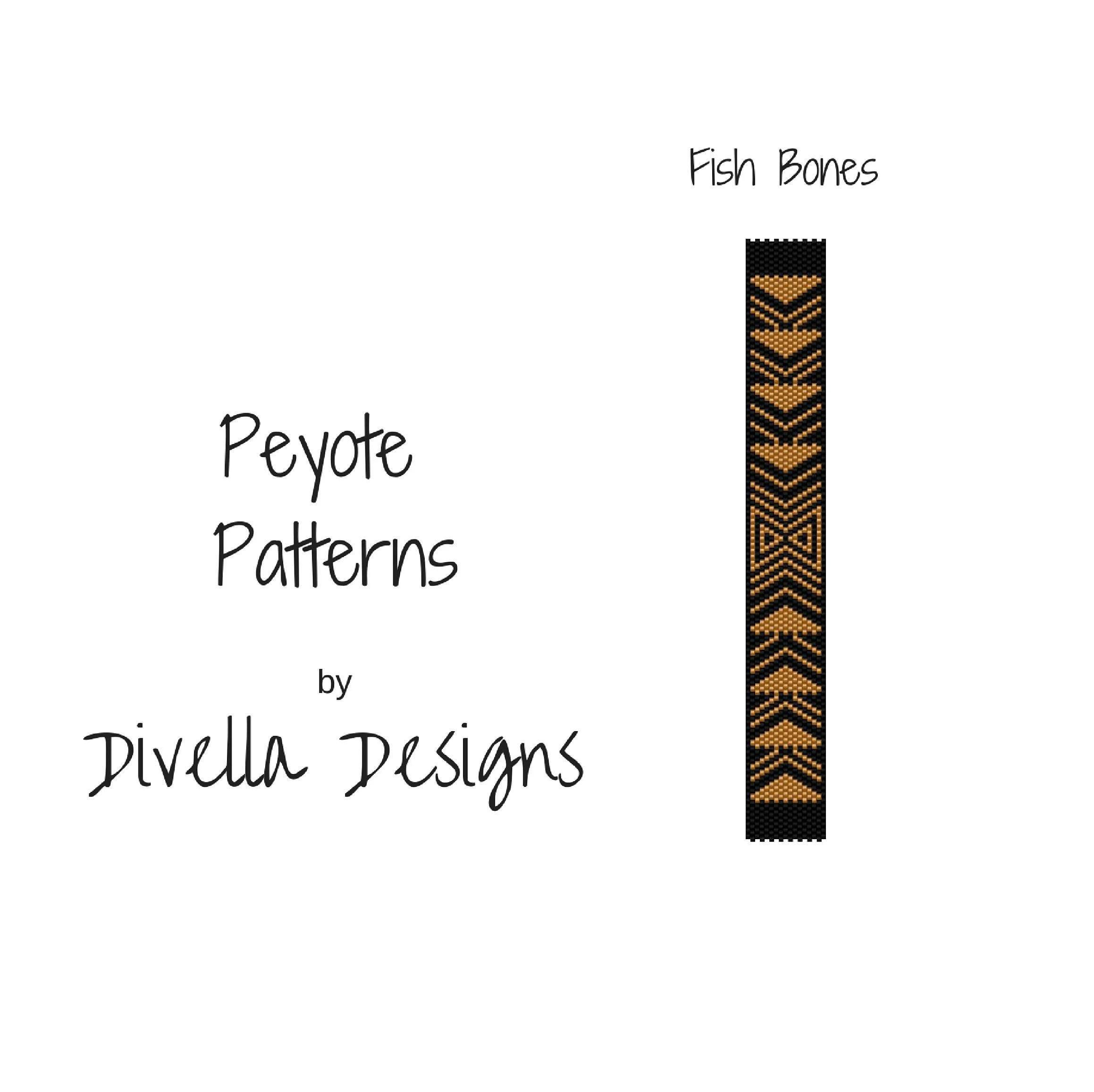 Peyote Bracelet Pattern Peyote Pattern Geometric Pattern