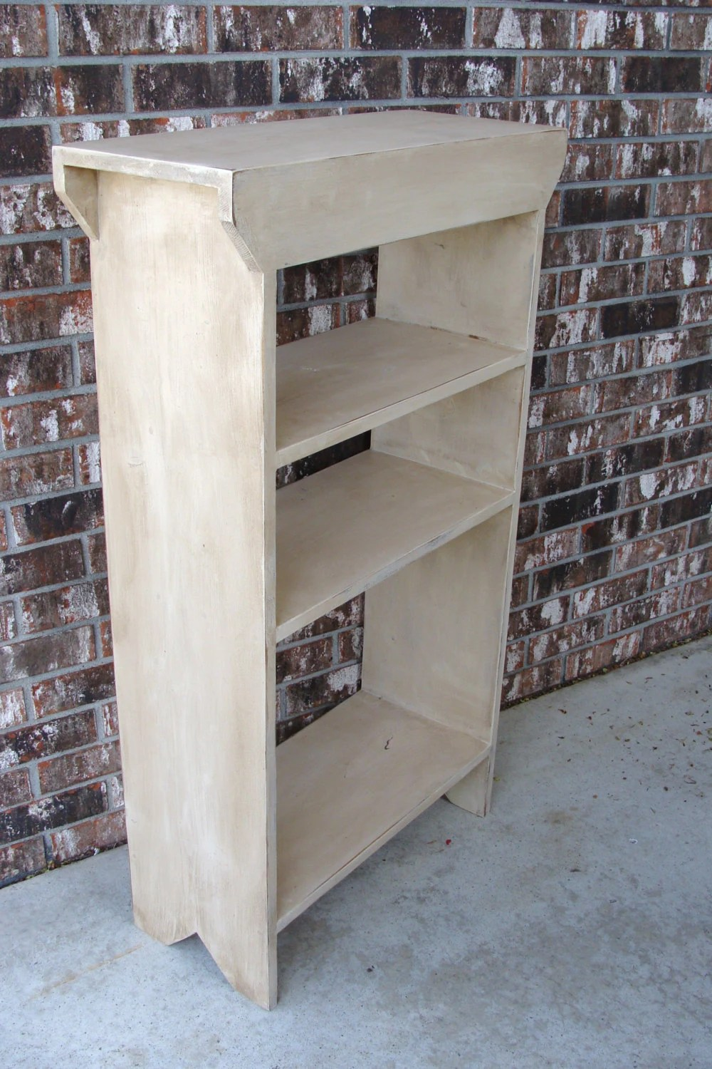 Rustic Bookshelves Rustic Bookcase Rustic Book Shelf Storage Organizer Shelf Rustic Open Shelving Modern Farmhouse Custom